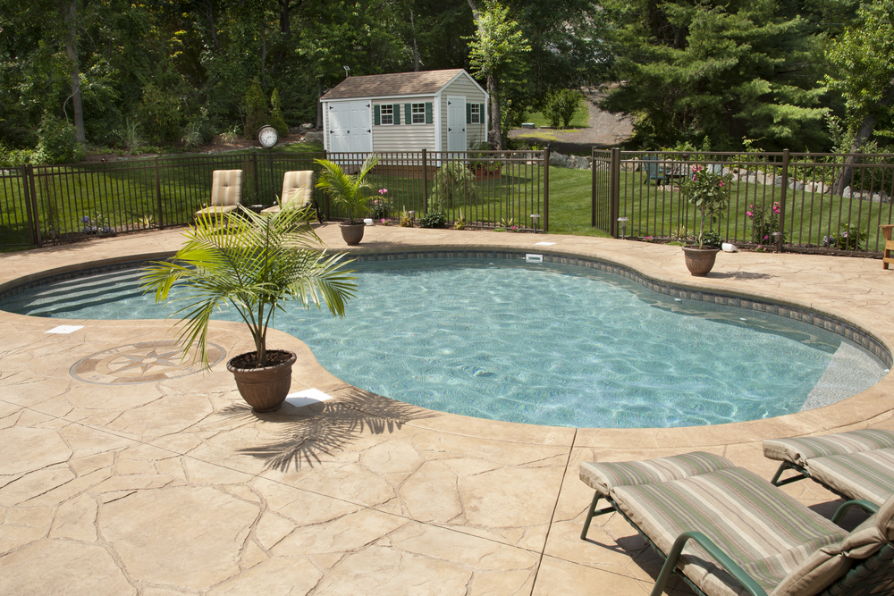 Baltimore Salt Water Pool Conversion