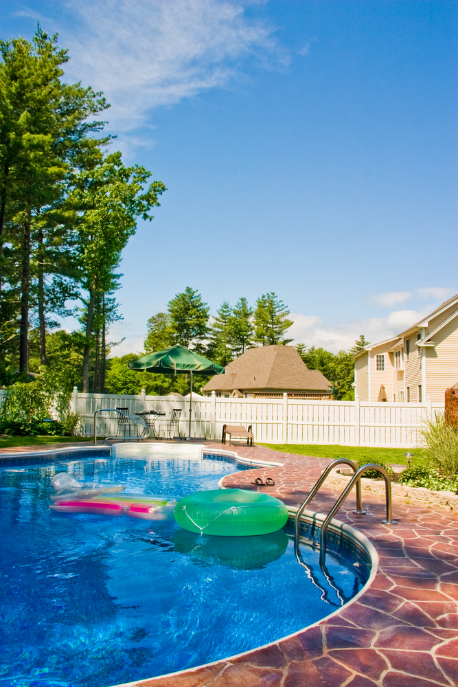 Baltimore Co Vinyl Pool Installation